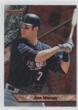 2011 Bowman - Bowman's Best #BB22 - Joe Mauer