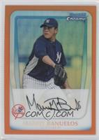 Manny Banuelos /25