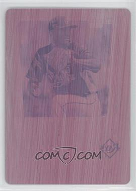 2011 Bowman - Chrome Prospects - Printing Plate Magenta #BCP192 - Enny Romero /1