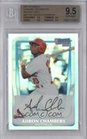 Adron Chambers /799 [BGS9.5]