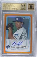 Chris Archer /25 [BGS 9.5]