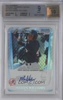 Mason Williams /500 [BGS 9]