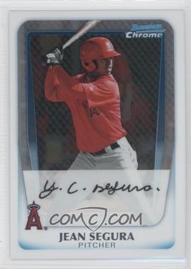 2011 Bowman - Chrome Prospects #BCP131 - Jean Segura