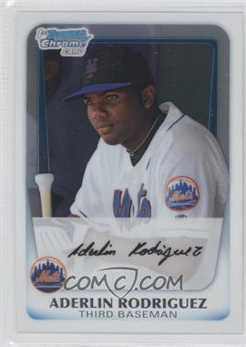2011 Bowman - Chrome Prospects #BCP146 - Aderlin Rodriguez