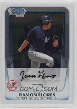 2011 Bowman - Chrome Prospects #BCP166 - Ramon Flores