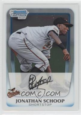 2011 Bowman - Chrome Prospects #BCP25 - Jonathan Schoop