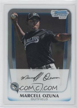 2011 Bowman - Chrome Prospects #BCP36 - Marcell Ozuna