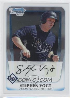 2011 Bowman - Chrome Prospects #BCP8 - Stephen Vogt