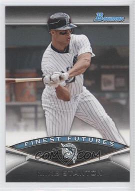 2011 Bowman - Finest Futures #FF5 - Giancarlo Stanton