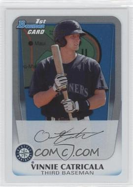 2011 Bowman - Prospects - International #BP23 - Vinnie Catricala