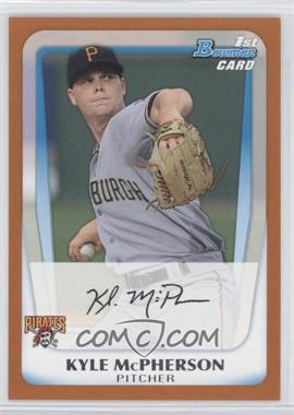 2011 Bowman - Prospects - Orange #BP31 - Kyle McPherson /250