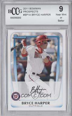 2011 Bowman - Prospects #BP1.1 - Bryce Harper (Base) [ENCASED]