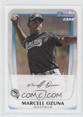 2011 Bowman - Prospects #BP36 - Marcell Ozuna