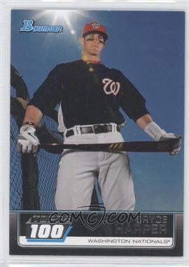 2011 Bowman - Topps 100 #TP1 - Bryce Harper