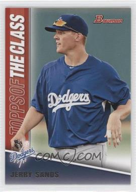 2011 Bowman - Topps of the Class #TC1 - Jerry Sands