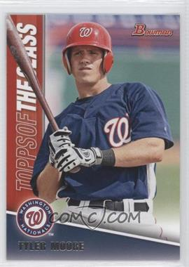2011 Bowman - Topps of the Class #TC18 - Tyler Moore