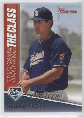 2011 Bowman - Topps of the Class #TC20 - Anthony Rizzo