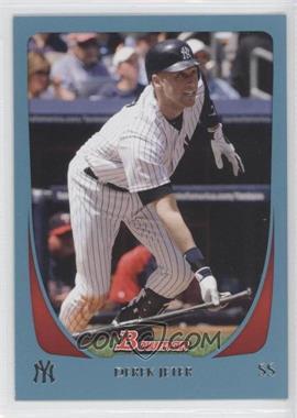 2011 Bowman Blue #145 - Derek Jeter /500