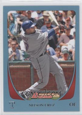 2011 Bowman Blue #148 - Nelson Cruz /500