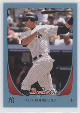 2011 Bowman Blue #170 - Alex Rodriguez /500