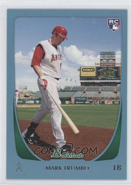 2011 Bowman Blue #193 - Mark Trumbo /500