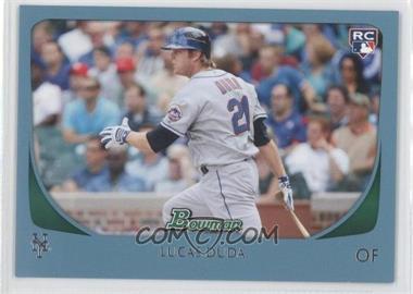 2011 Bowman Blue #217 - Lucas Duda /500