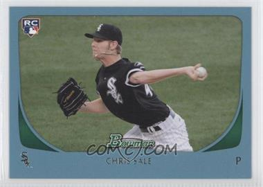 2011 Bowman Blue #220 - Chris Sale /500