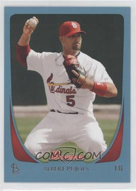 2011 Bowman Blue #6 - Albert Pujols /500