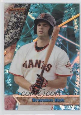 2011 Bowman Bowman's Best Prospects Refractor #BBP18 - Brandon Belt /99