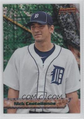2011 Bowman Bowman's Best Prospects X-Fractor #BBP73 - Nick Castellanos /25