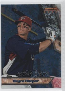 2011 Bowman Bowman's Best Prospects #BBP1 - Bryce Harper