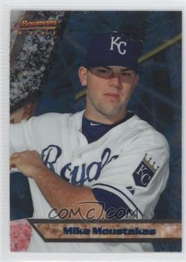 2011 Bowman Bowman's Best Prospects #BBP7 - Mike Moustakas