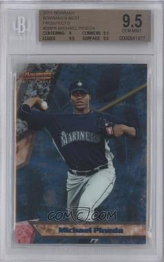 2011 Bowman Bowman's Best Prospects #BBP8 - Michael Pineda [BGS 9.5]
