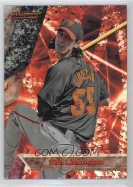 2011 Bowman Bowman's Best Refractor #BB19 - Tim Lincecum /99