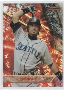 2011 Bowman Bowman's Best Refractor #BB7 - Ichiro Suzuki /99