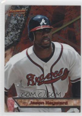 2011 Bowman Bowman's Best #BB15 - Jason Heyward
