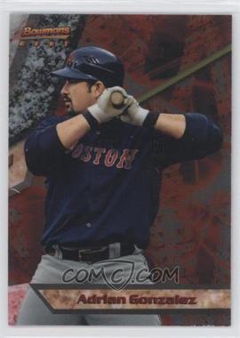 2011 Bowman Bowman's Best #BB16 - Adrian Gonzalez