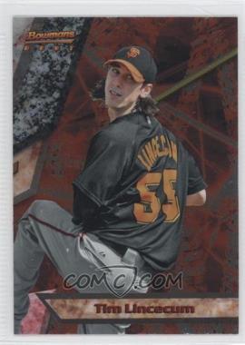 2011 Bowman Bowman's Best #BB19 - Tim Lincecum