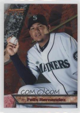 2011 Bowman Bowman's Best #BB20 - Felix Hernandez