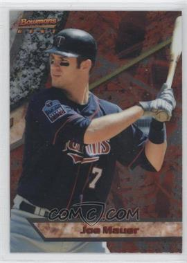 2011 Bowman Bowman's Best #BB22 - Joe Mauer