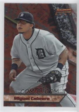 2011 Bowman Bowman's Best #BB3 - Miguel Cabrera