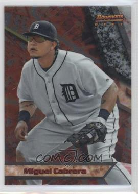 2011 Bowman Bowman's Best #BB3 - Miguel Cabrera