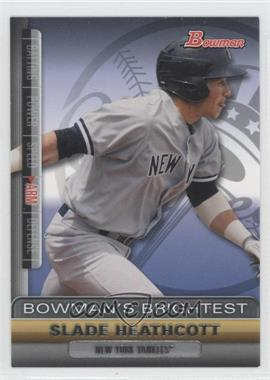 2011 Bowman Bowman's Brightest #BBR11 - Slade Heathcott