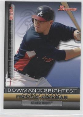2011 Bowman Bowman's Brightest #BBR16 - Freddie Freeman