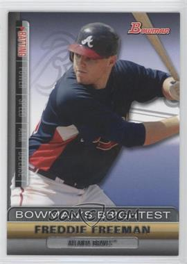 2011 Bowman Bowman's Brightest #BBR16 - Freddie Freeman