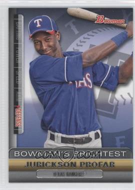 2011 Bowman Bowman's Brightest #BBR23 - Jurickson Profar