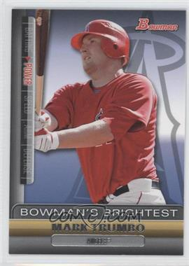2011 Bowman Bowman's Brightest #BBR3 - Mark Trumbo
