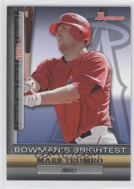 2011 Bowman Bowman's Brightest #BBR3 - Mark Trumbo