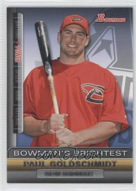 2011 Bowman Bowman's Brightest #BBR4 - Paul Goldschmidt