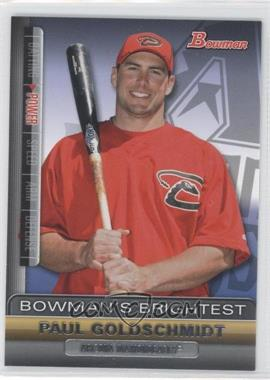 2011 Bowman Bowman's Brightest #BBR4 - Paul Goldschmidt
